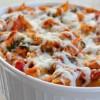 آموزش آشپزی: ماکارونی با مرغ و پنیر