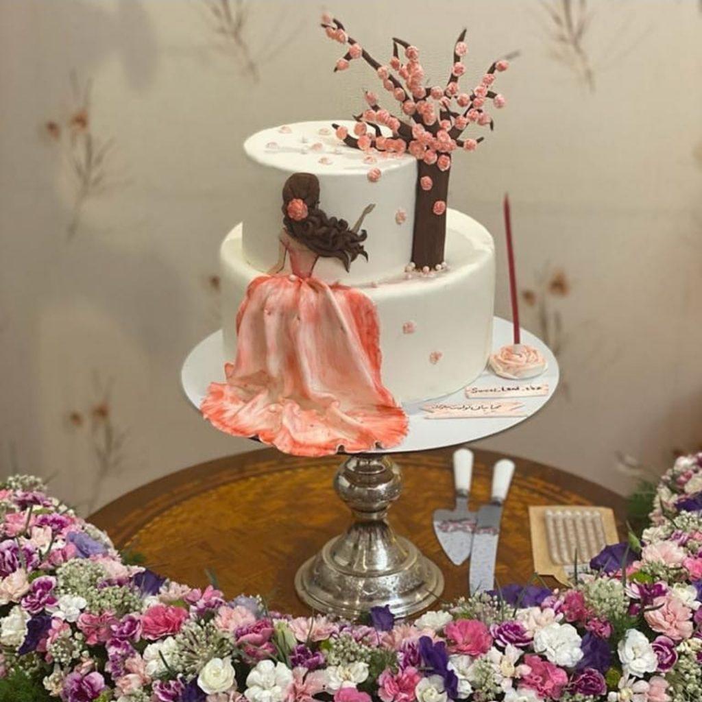 کیک دخترانه 1400