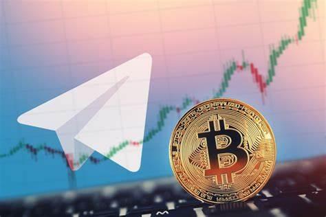 فروش ارزدیجیتال در تلگرام