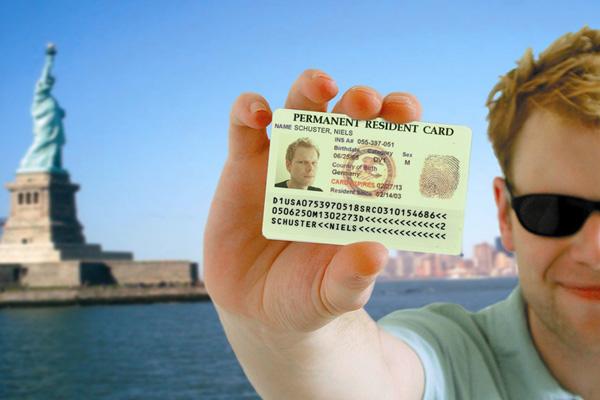 ثبت نام گرین کارت