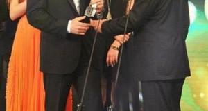 خرم وسلطان سلیمان درمراسم بهترین فیلم ترکیه