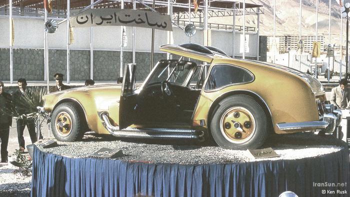 ماشین قدیمی ساخت ایران