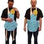 طراحی پیش بند آشپزخانه برای آقایون